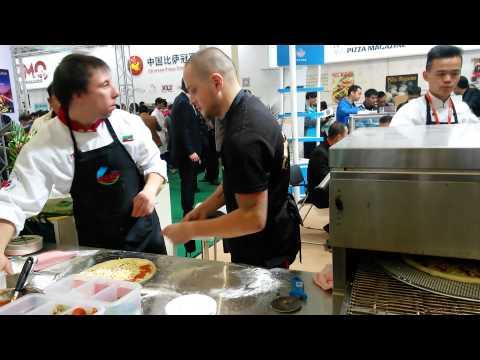 Работа на выставке FHC CHINA 2014 с компанией MilkLand