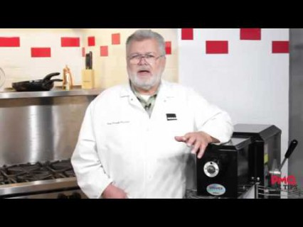 Том Леманн (доктор теста) дает практические советы по работе миксера при приготовлении теста