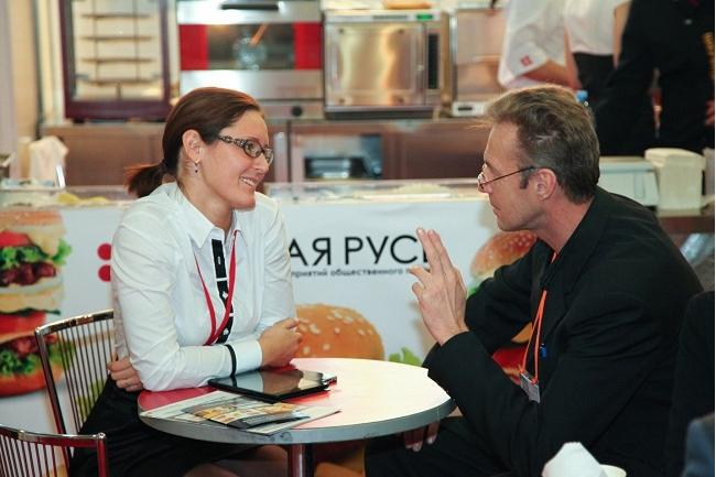 Выставка IFFF Moscow 2015: как открыть свой бизнес в сфере общественного питания