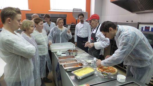 Вебинар 6 февраля 2015 г.  «Работа с замороженным тестом для пиццы»