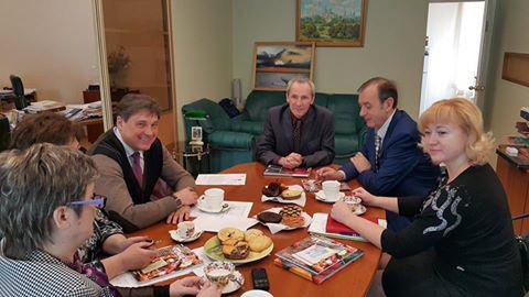 Журнал «Пицца & Паста» побывал в государственном профессиональном колледже города Серпухова.