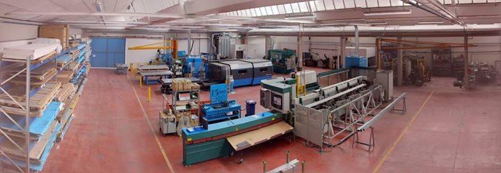 Наш партнер, компания Gimetal, продолжает монтаж нового производственного оборудования