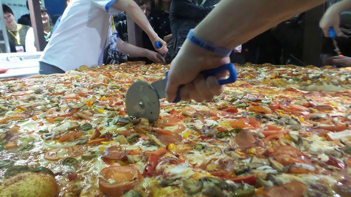 Журнал «Пицца & паста» благодарит итальянскую компанию GIMETAL и эксклюзивного дилера GIMETAL в России, компанию Masterglass