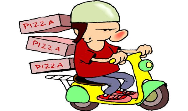 Доставка пиццы водителем  — правила безопасной доставки