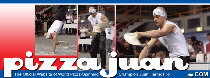 Уроки пицца-акробатики от журнала PMQ Pizza Magazine