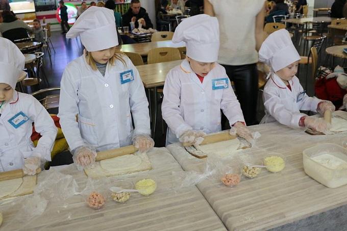 Пан-пицца у детей в Иваново