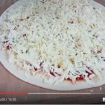 Scoula Italiana Pizzaioli Россия, 12 февраля 2016. Отработка сыра моццарела