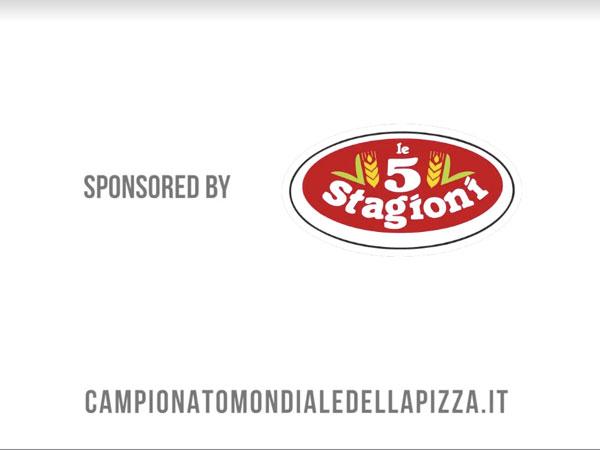 Компания Le 5 Stagioni — основной спонсор XXV юбилейного Чемпионата мира по пицце