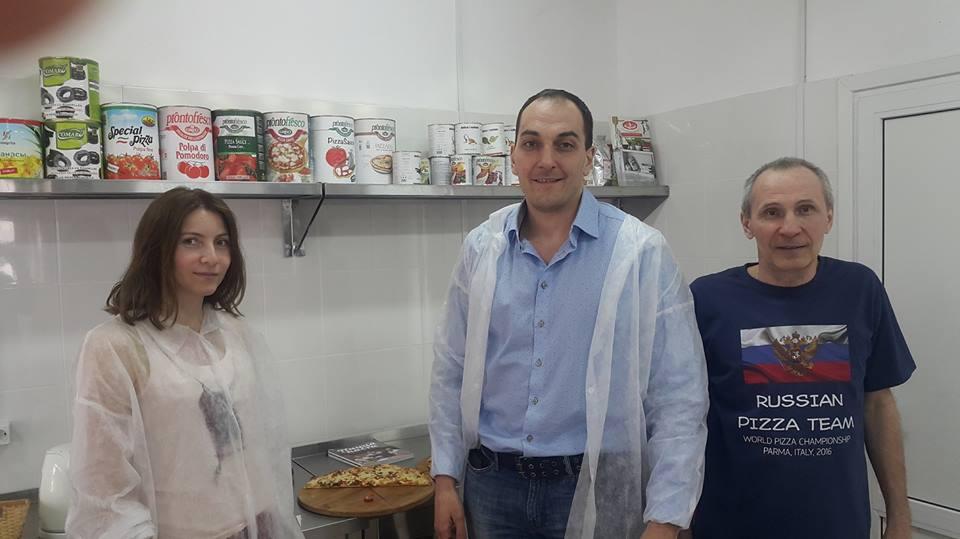 Руководитель компании «Юмакс трейд» Алексей Федоров посетил наш журнал.