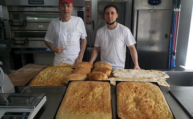Первые шесть месяцев пицца-школе Scuola Italiana Pizzaioli Россия