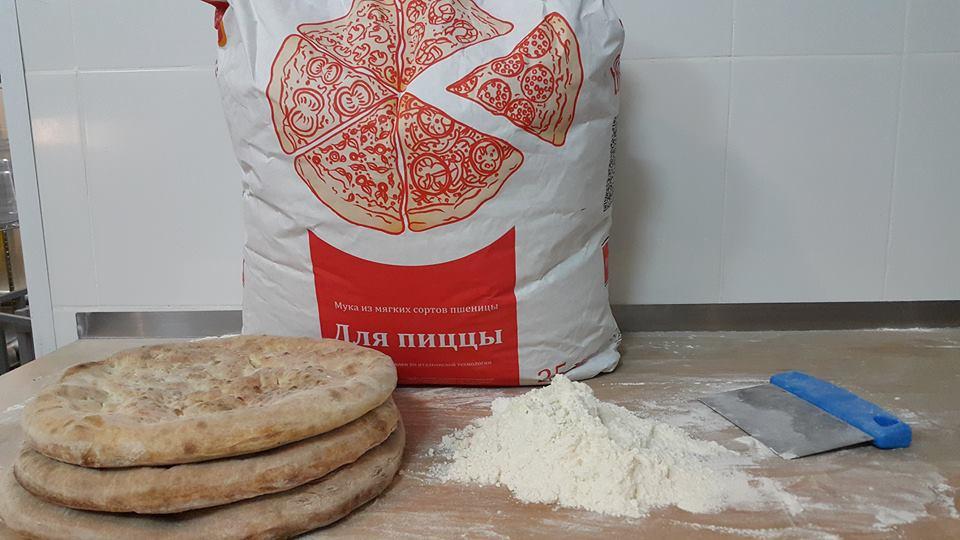 Разные виды муки для пиццы: впервые в российском производстве