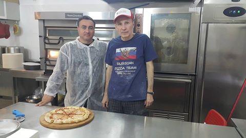 Визит руководителя «Ташир пицца» в редакцию журнала