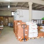 Централизованный оптовый склад «ПиццаФабрики - одно решение нескольких задач»