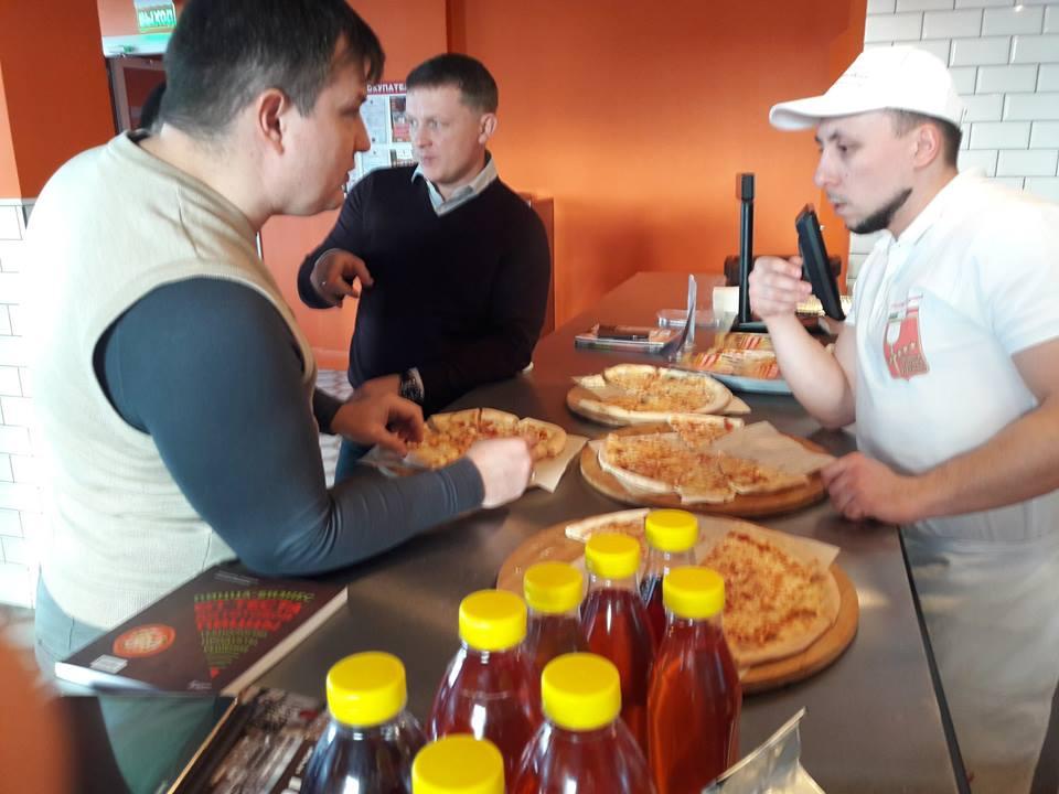 Сеть ресторанов «РИС» заитересовалась Супермукой для пиццы