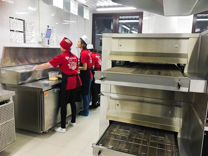 Филиал «ПиццаФабрики» в Иваново. Старт взят!