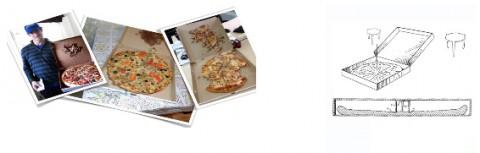 Компания Сварга представляет Вашему вниманию новый продукт: «Подставка для пиццы»