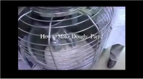 ПИЦЦА ТВ Как сделать тесто для пиццы, часть 2 How to Make Pizza Dough pt 2 PMQ Pizza Magazine