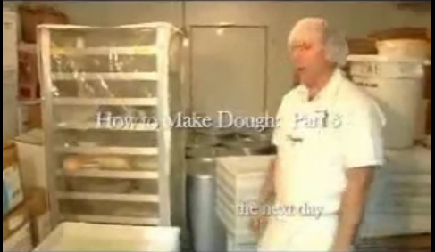 ПИЦЦА ТВ Как сделать тесто для пиццы, часть 3 How to Make Pizza Dough pt 3