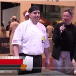 Ден Уччело, выступающий за команду США, выиграл приз за лучшую пиццу на Чемпионате мира по пицце
