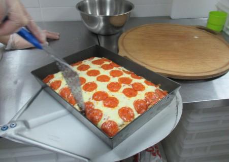 Новый курс в пицца-школе