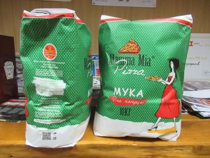 Мука «Mama Mia» для частично выпеченной корочки