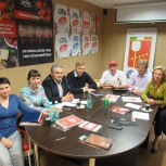 Гости из Белоруссии привезли новые сыры для  пиццы