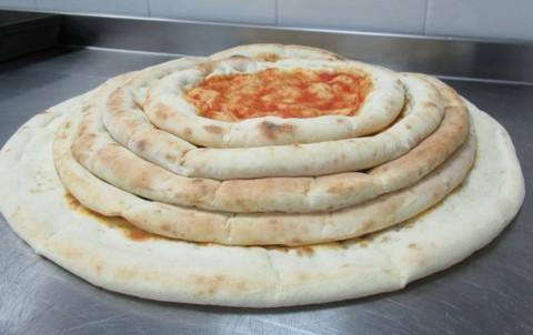 Пицца на основе частично выпеченной корочки (парбейк)