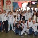 Победители и призеры чемпионата России по пицце 2017