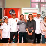 Мы провели чемпионат по поеданию пиццы в МИИТ