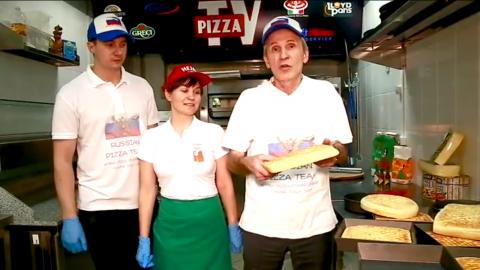 Пицца по пятницам. 5 видов сырных палочек