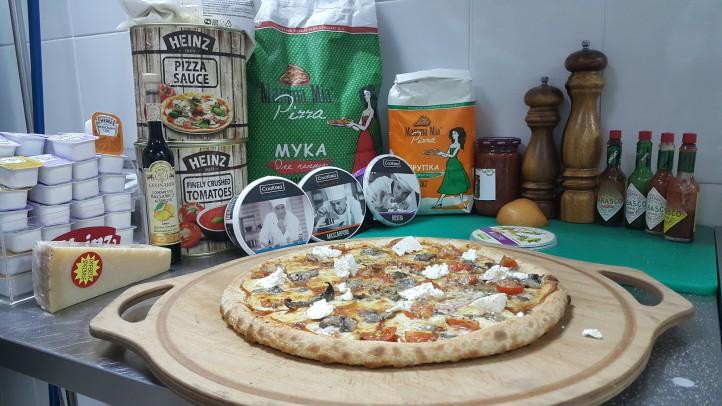 Пинца «Два копченых друга» на канале «Пицца по-пятницам»