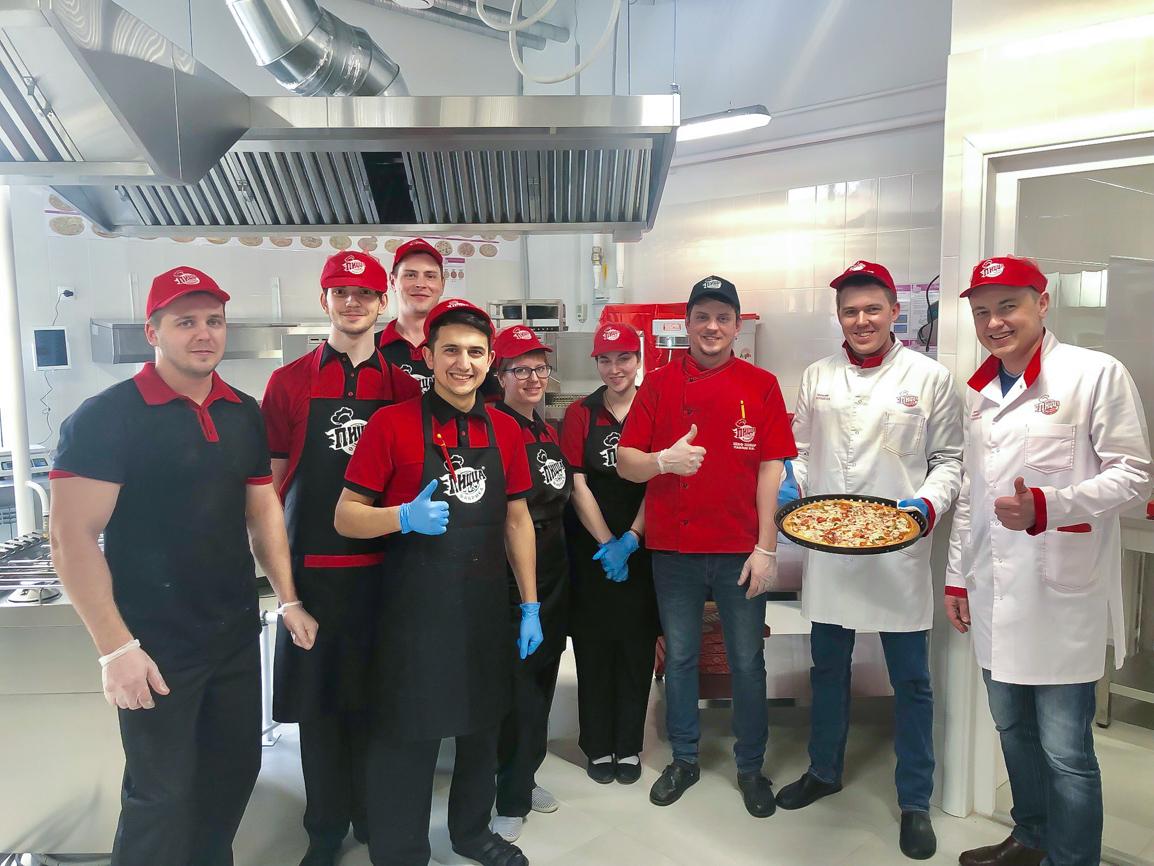 Новый рекорд по заказам у нового филиала — «ПиццаФабрика» Великий Новгород!