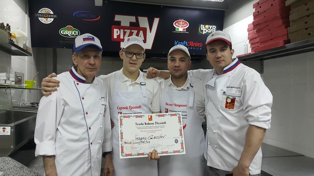 Пицца-школа «Scuola Italiana Pizzaioli». КУРСЫ ОБУЧЕНИЯ ПРОФЕССИИ ПИЦЦАЙОЛО