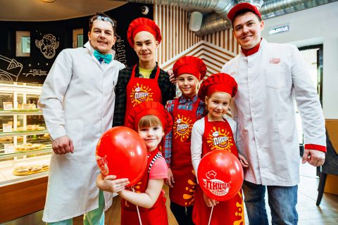 Организация детского досуга как конкурентное преимущество «ПиццаФабрики»