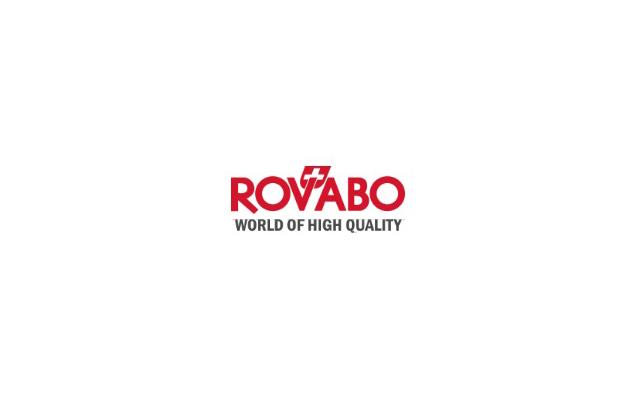 ROVABO. Спиральный тестомес с фиксированной дежой, 40 кг/ 60 л