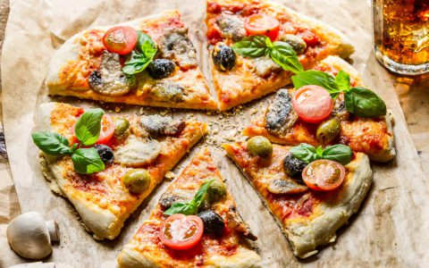 Рецепт американского и итальянского теста от Тони Джеминьяни