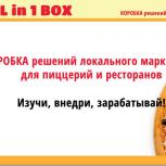 ЛОКАЛЬНЫЙ МАРКЕТИНГ ПИЦЦЕРИИ